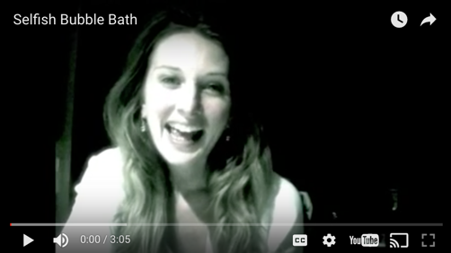 Selfish Bubble Bath