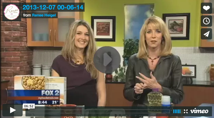 Fox 2 News Video: Winning The Sugar Game