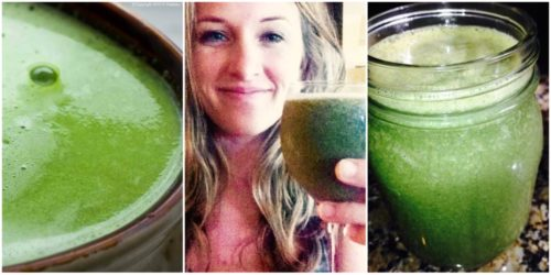 Post Workout Green Smoothie: What I Eat