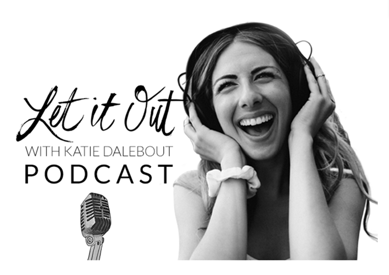 Renee's Interview: Let It Out Podcast with Katie Dalebout