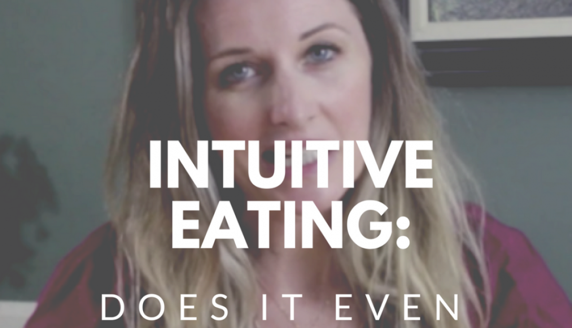 Intuitive eating_