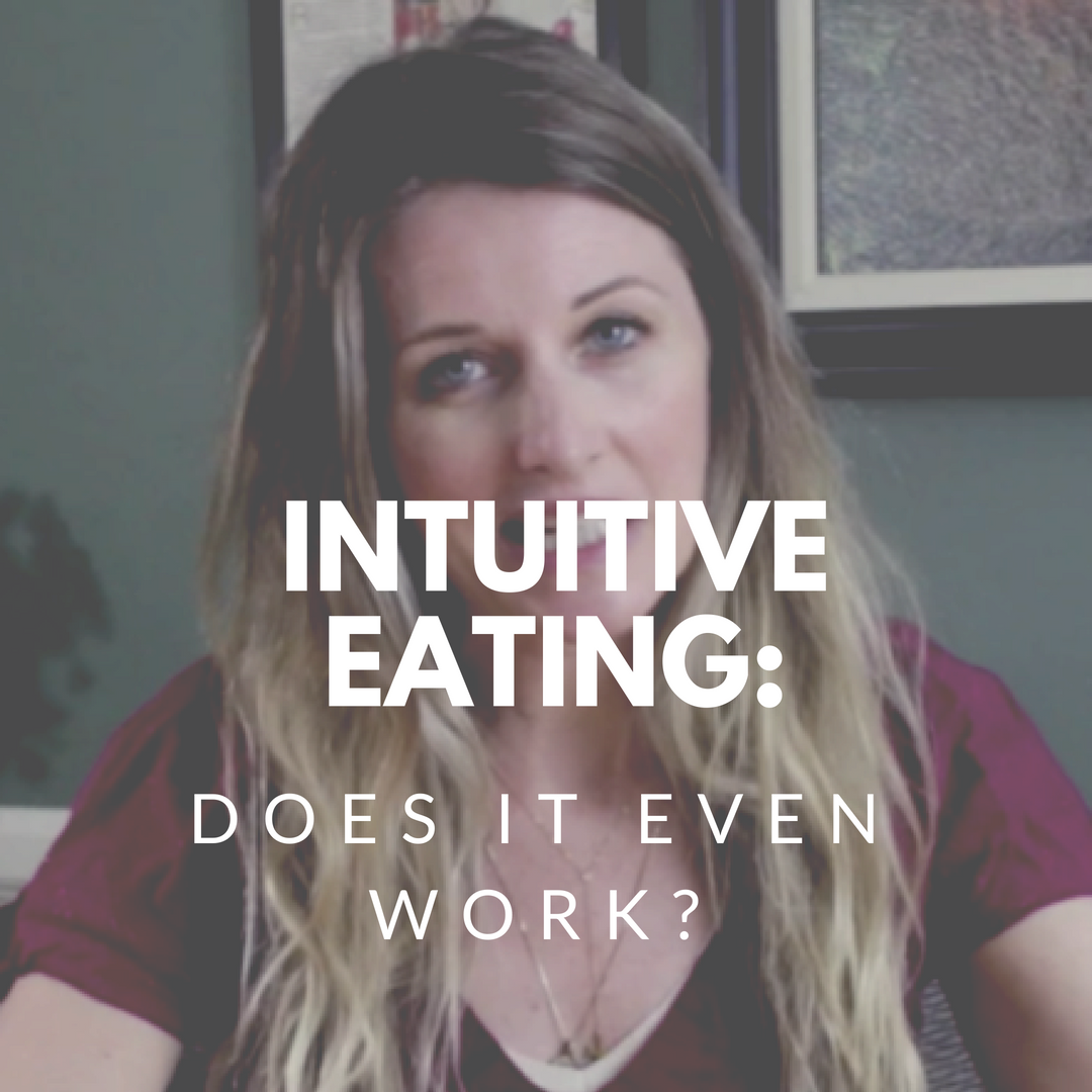 Intuitive Eating: Does it even work?