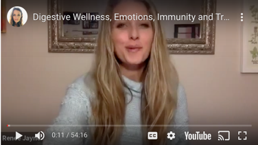 Digestive Health and Emotions: Video